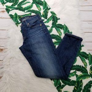 7FAMK Josefina Skinny Boyfriend Jeans